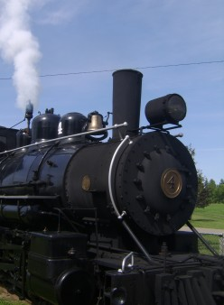 Laona Steam Train - Photo Album