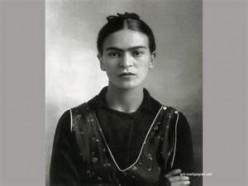 Frida Kahlo- Sugar skulls