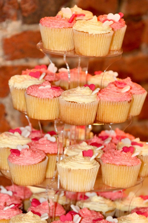Home Made Cup Cakes