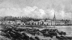 Barrie, 1874.