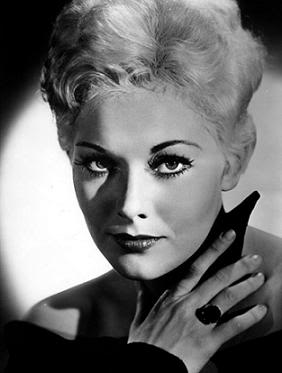 Kim Novak's beauty and acting skills made her a legend.