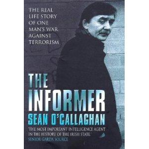 Séan O'Callaghan's book