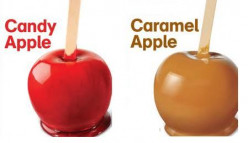 Do you prefer a Candy apple or Caramel apple?