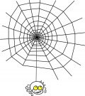 Hang on Mr. Spider, Every Thread in Your Web is Important