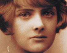 """""""Happiness is not a possession to be prized, it is a quality of thought, a state of mind.""""  ― Daphne du Maurier"""