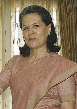 Sonia May Be Contemplating To Settling Down In Italy with Looted Wealth