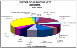 EXPORT OF AGRO PRODUCTS