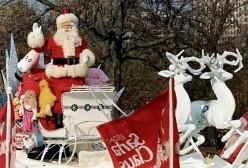 2013 Toronto's Annual Santa Claus Parade