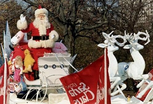 - The Toronto Santa Claus Parade, by Rosie2010 -