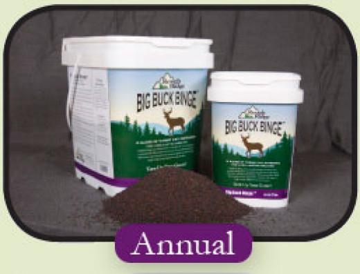 Big Buck Binge Deer Food Plot Seed