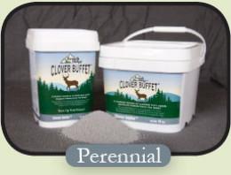 Clover Buffet Deer Food Plot Seed