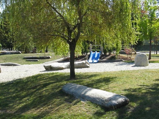 Natural playgrounds for kids advantages and problems - Natural playgrounds for children ...