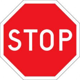 """I do not own this video.  It was obtained through a Google search using key word phrase """"stop sign public domain."""""""