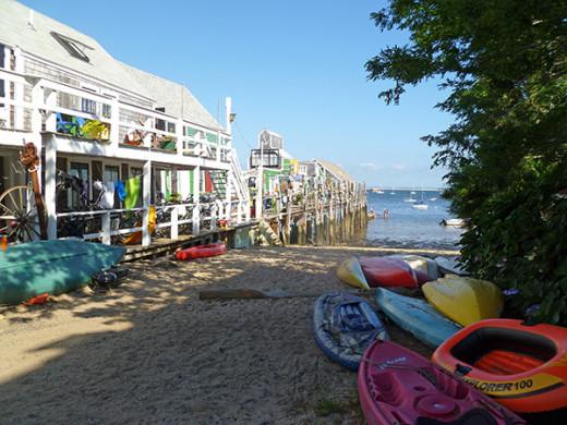 Access to Cape Cod Bay