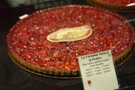 Lyon Speciality, I don't recommend you to purchase it though, unless you want to try ... It's just sugar :)