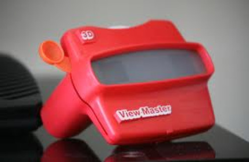 The View Master is a fantastic toy that has changed over the years but remains a top seller.
