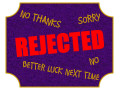 Writers Rejection: Part of Becoming a Writer