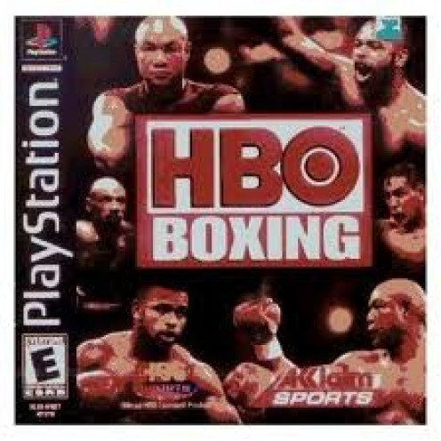 HBO Boxing features George Foreman and Roy Jones and was released for the Playstation. You can also build a character in this punchathon.