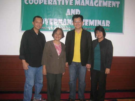 Seminar on Cooperative Management and Governance Aug.17-19, 2012(Photo by Travel Man)