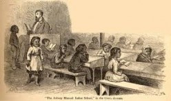 """I do not own this image.  It was obtained from a Google search using key words """"old deluder law"""" This was the first law passed in our nation allowing for public education.  It was passed so children could learn to read the Bible for themselves."""