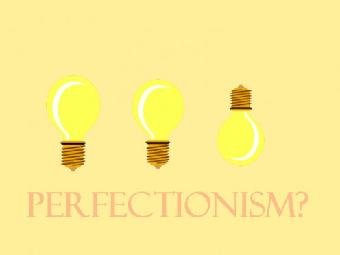 Perfectionism is undoubtedly an admirable personality feature but care must be taken in not going overboard with it. Stressing ourselves out to attain perfection is not an answer to the problems.Everything done with balance is what matters most.