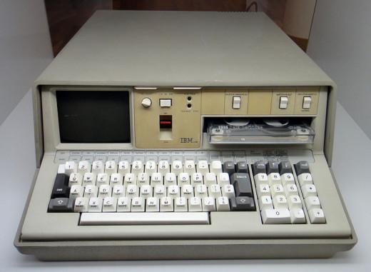 IBM 5100: portable computer