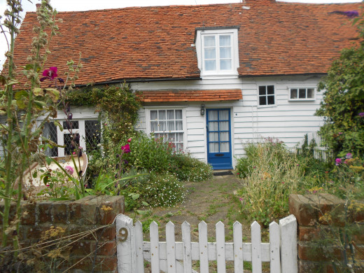 Some Cottages and Houses date back to late 1500's