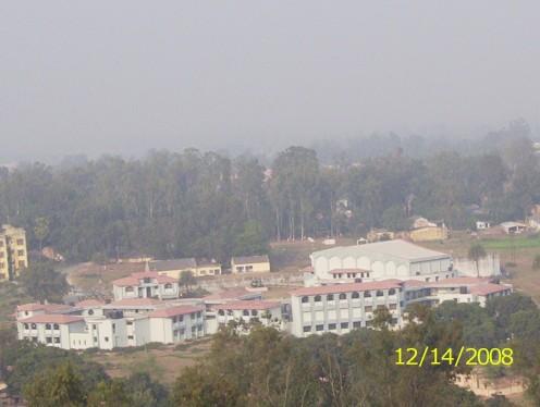 Overview-Sainik school, Tilaiya