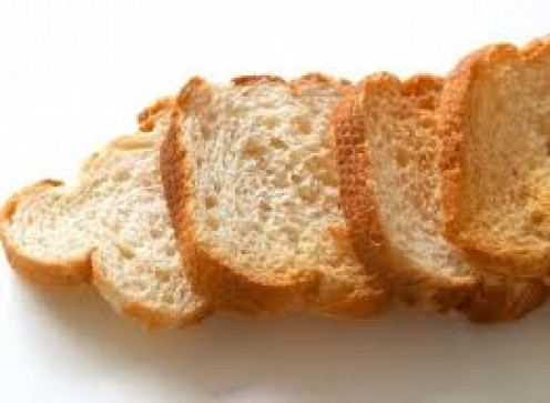 Sliced bread made making meals much easier. In the old days you had to bake your own bread and slice it yourself.