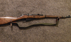 Mosin Nagant: Lighten Trigger Pull