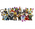 How To Indentify Lego Minifigures Series 8 - Bump Codes