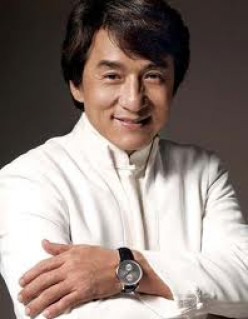 You can not take away, my dream of working with Jackie Chan.