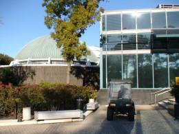 The Burke Baker Planetarium at Houston Museum of Natural Science