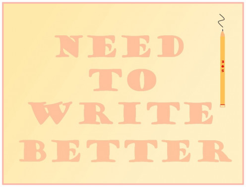 Writing is not a hard thing to do.  It is highly dependent on your style of communicating that makes all the difference. There is always room for improvement in your writing skills .Just by following few simple steps you can become a better writer.