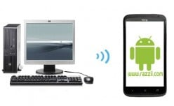 STREAM MUSIC TO ANDROID DEVICE