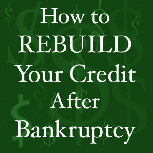 Learn some tips to start rebuilding your credit after bankruptcy.