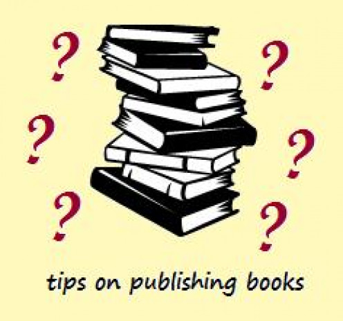 tips on publishing books