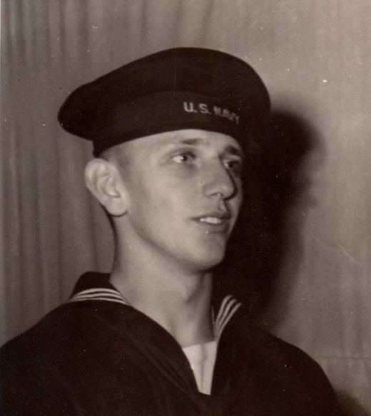 My Dad - USN - 1957