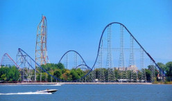 Must Ride Roller Coasters Near The East Coast