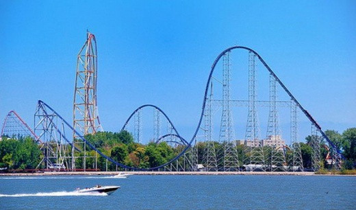 Cedar Point, Sandusky Ohio