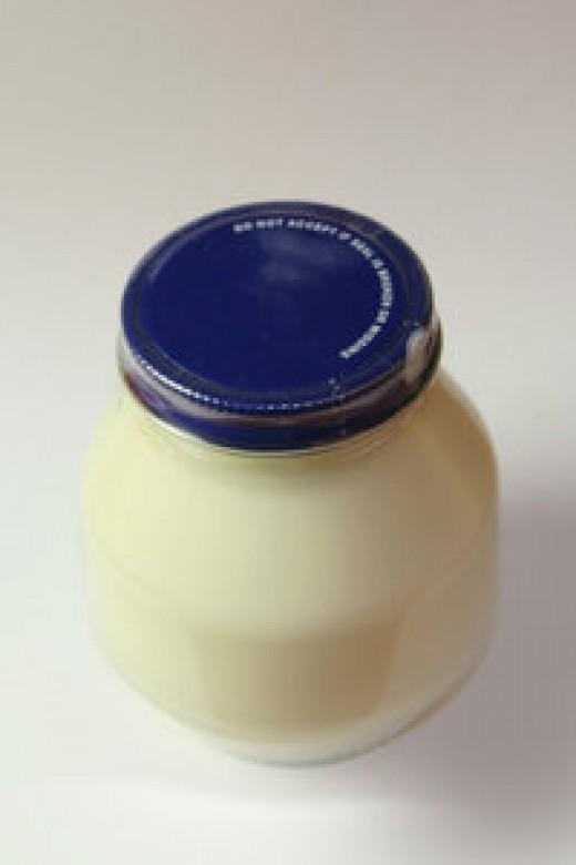 No more bottled mayonnaise