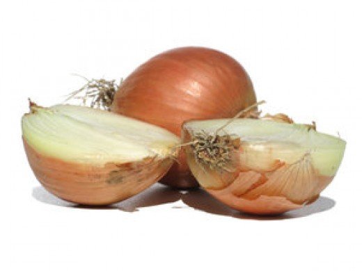 Enjoy Fresh sweet onions for your sauces