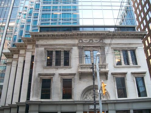 Millichamp Building, 39 Adelaide Street East, Toronto
