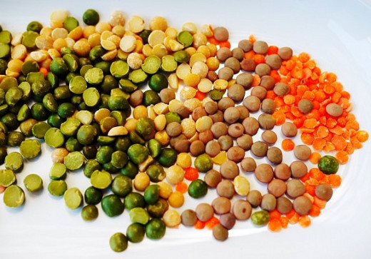 Lentils are one of the best food with a high combination of protein and fiber.