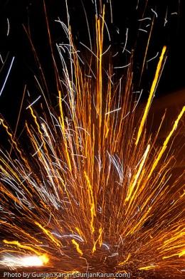 Explosion from Gunjan Karun Source: flickr.com