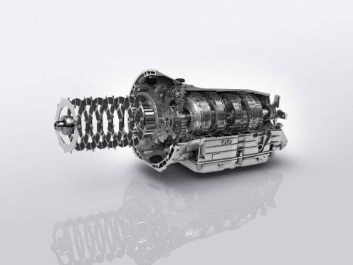 Mercedez Benz Transmission