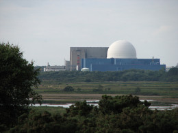 The 'beauty' of Sizewell B nuclear power station.