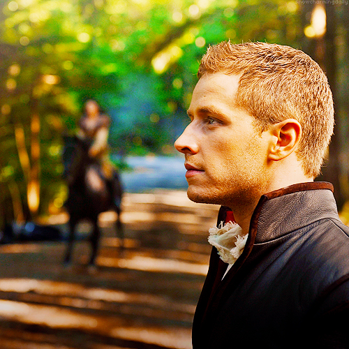 Josh Dallas plays a dual role in ABC's  'Once Upon a Time.'