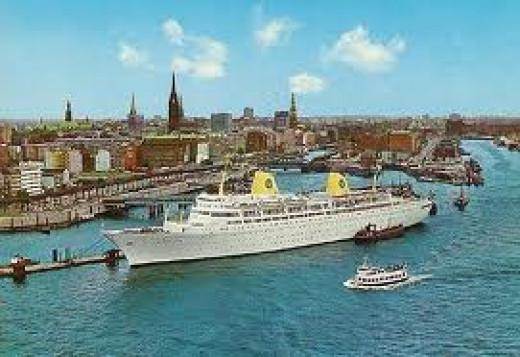 Harbour, Hamburg