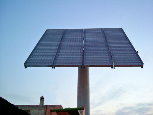 Solar energy is indeed a viable alternative